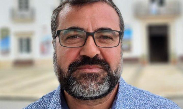 CDU candidata António Lobo à Câmara de Borba