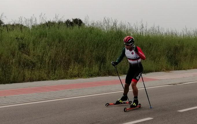 José Cabeça quer ser o primeiro português nos Jogos Olímpicos