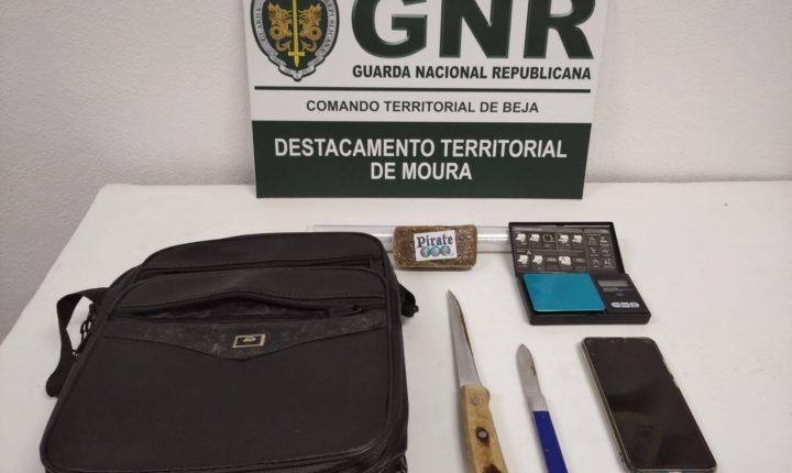 GNR deteve mulher por tráfico de droga no concelho de Serpa