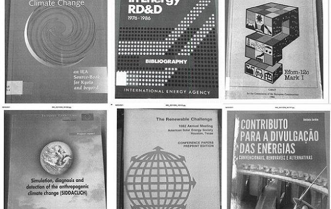 Collares-Pereira doa espólio de publicações e monografias à Universidade de Évora
