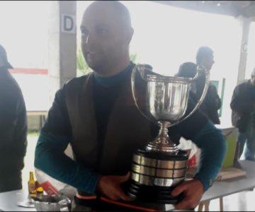 Atleta do clube de caçadores de Estremoz venceu a Taça de Portugal de Compak Sporting