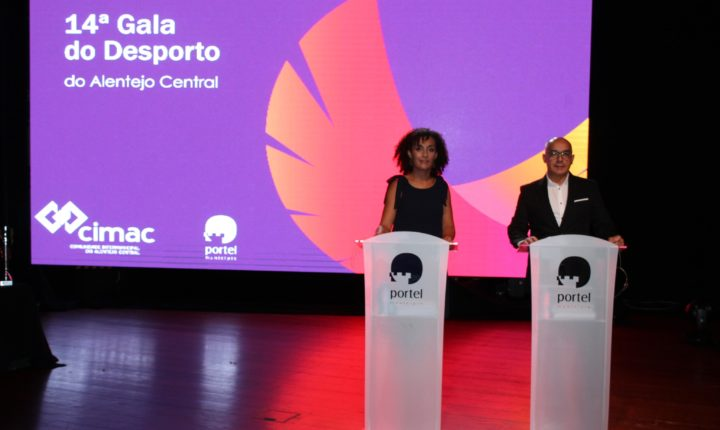 Gala do desporto do Alentejo Central com seis Homenagens de Prestígio