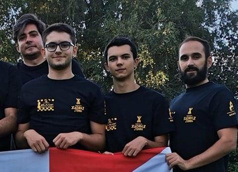 A.XAT de Montemor-o-Novo representado na Seleção Portuguesa e Espanhola