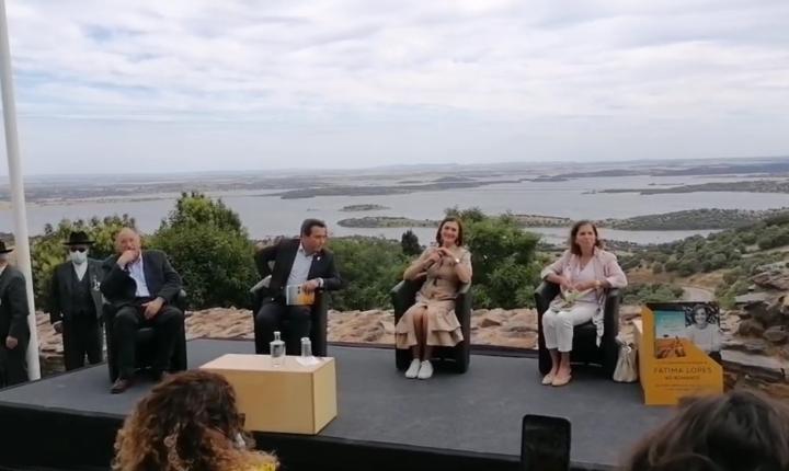 Monsaraz é o palco da apresentação do 8º livro de Fátima Lopes