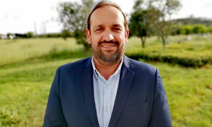 Vítor Mila é o 1º candidato da CDU à Câmara Municipal de Vila Viçosa