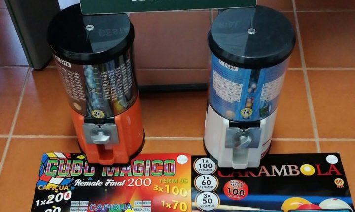 GNR apreende máquinas de jogo ilegal em Grândola