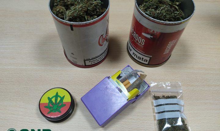 Jovem detido por tráfico de droga em Arraiolos