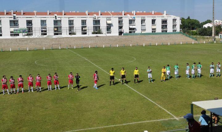 Lusitano goleia Bencatelense por 9-1
