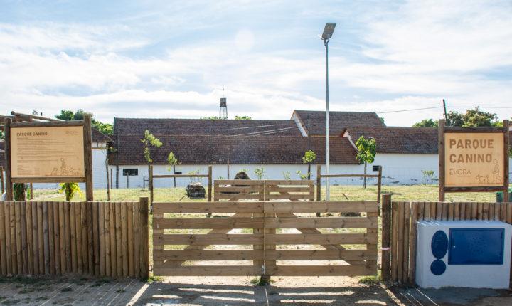 Já abriu o novo Parque Canino em Évora