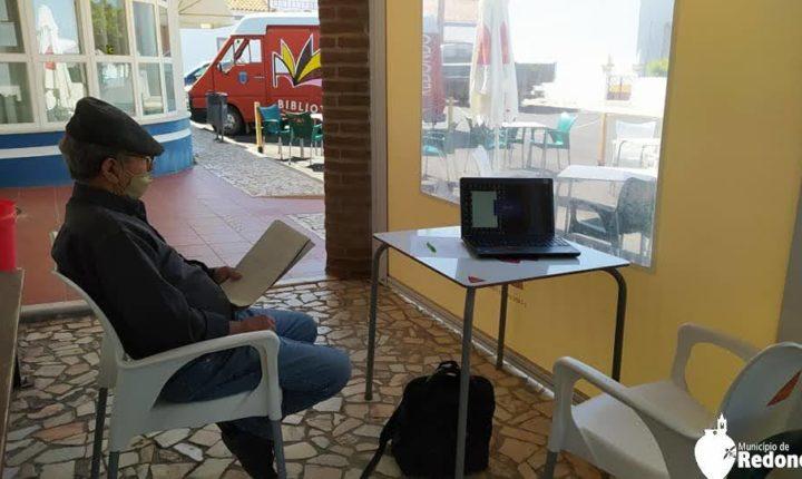 Biblioteca Itinerante de Redondo volta à estrada