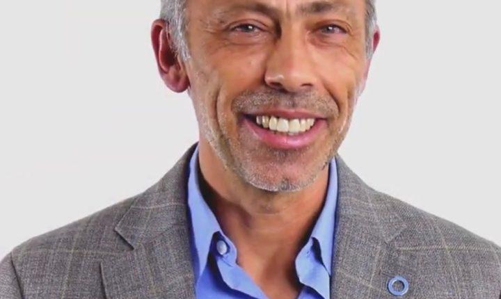 João Valente Nabais é mandatário da candidatura do BE em Évora