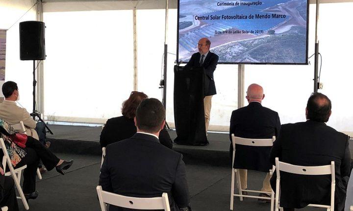 Empresa espanhola constrói três centrais fotovoltaicas no Alentejo