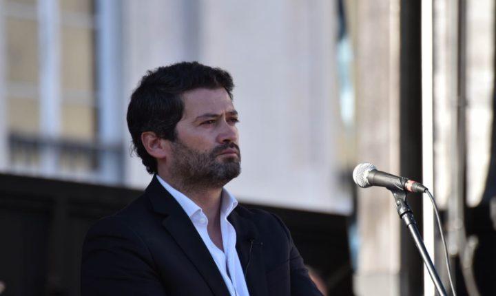 André Ventura é candidato à Assembleia Municipal de Moura