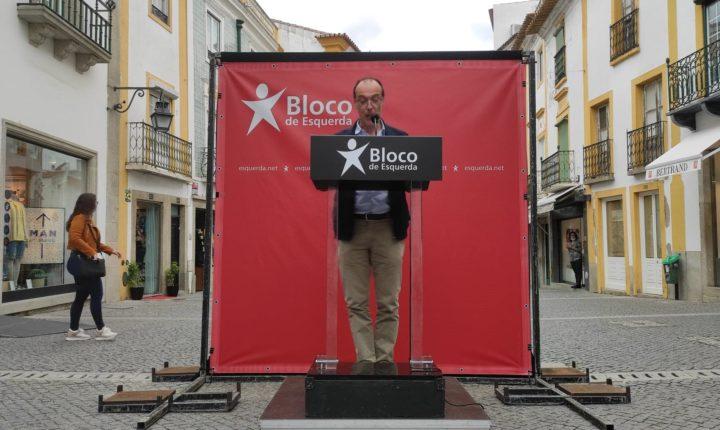 Raúl Rasga afirma que a candidatura à CME vai para além do Bloco