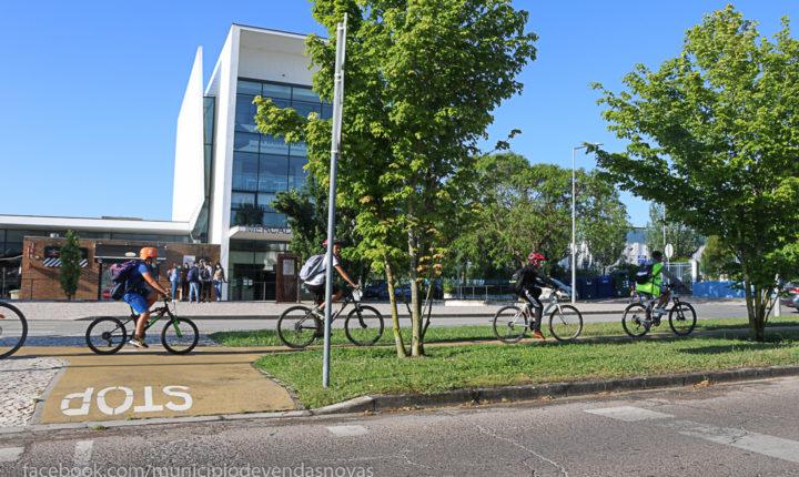 Vendas Novas cria projeto para incentivar o uso de bicicleta na deslocação de casa para a escola