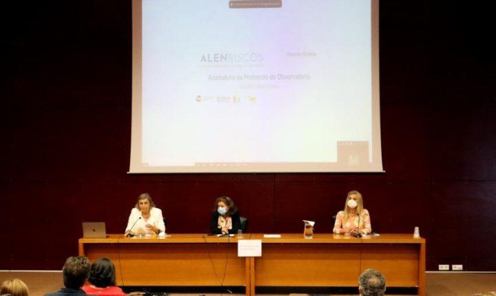 Assinado protocolo de cooperação do Observatório AlenRisco