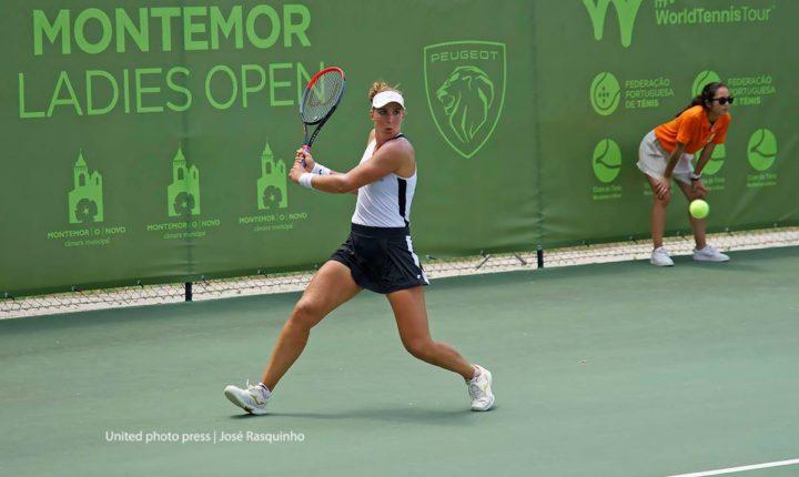 Bia Haddad Maia repete vitória no Montemor Ladies Open
