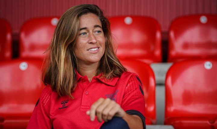 Carolina Mendes é reforço do Sporting Clube de Braga