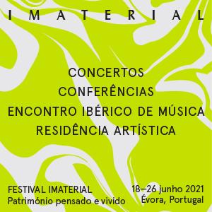 Concertos do Imaterial transferidos para o Garcia de Resende