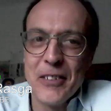Falando com Raúl Rasga