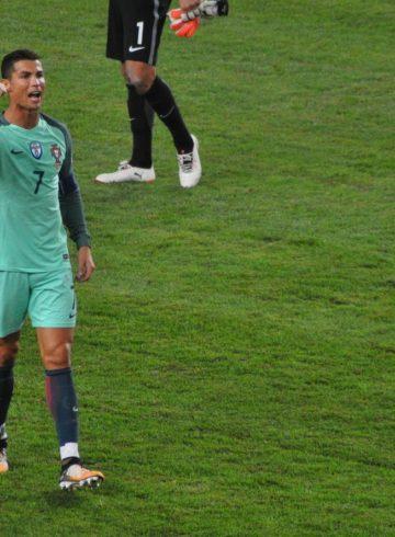 Portugal é um dos 10 favoritos à conquista do Euro 2020