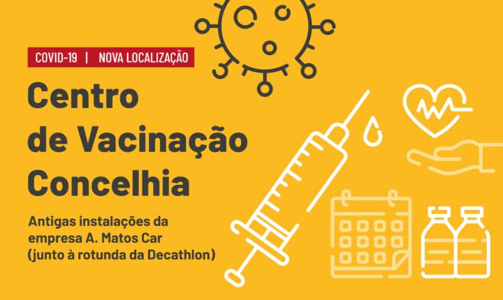 Centro de Vacinação poderá ser desativado em Setembro