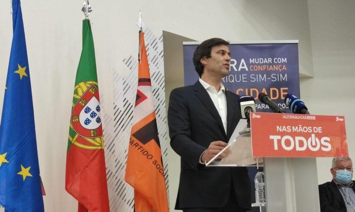 """Henrique Sim-Sim confia em bom resultado na """"corrida"""" à Câmara de Évora"""