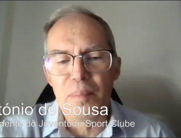 Revista Desportiva – Entrevista com o Presidente do Juventude Sport Clube