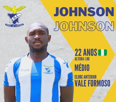 Juventude Sport Clube anuncia primeiro reforço para a nova época