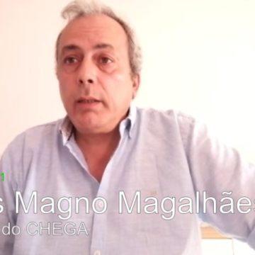 Falando Com Carlos Magno Magalhães
