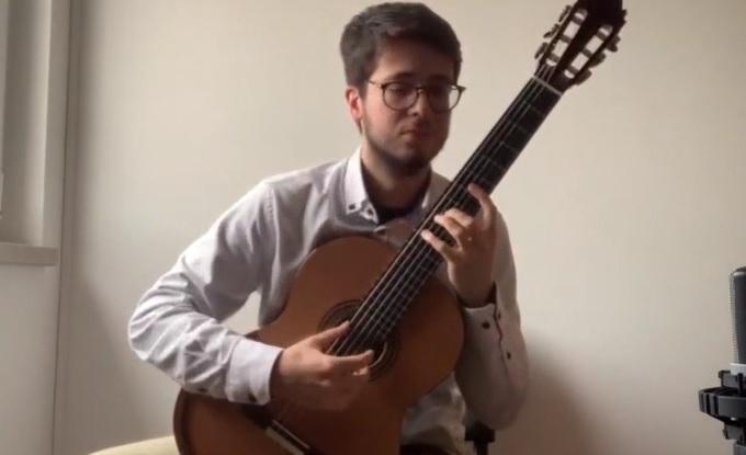 Estudantes da Universidade de Évora  sobressaem em prémio de música