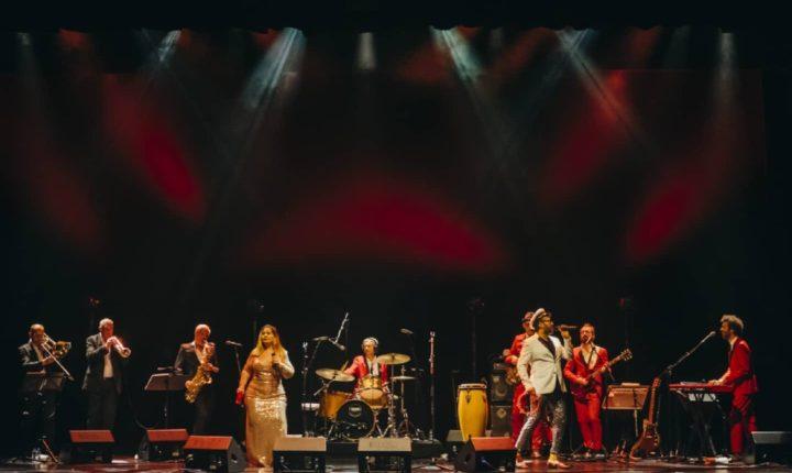 Cais do Sodré Funk Connection atuam hoje em Évora