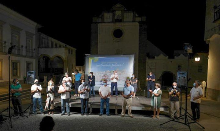CDU apresenta candidatos às freguesias de Évora