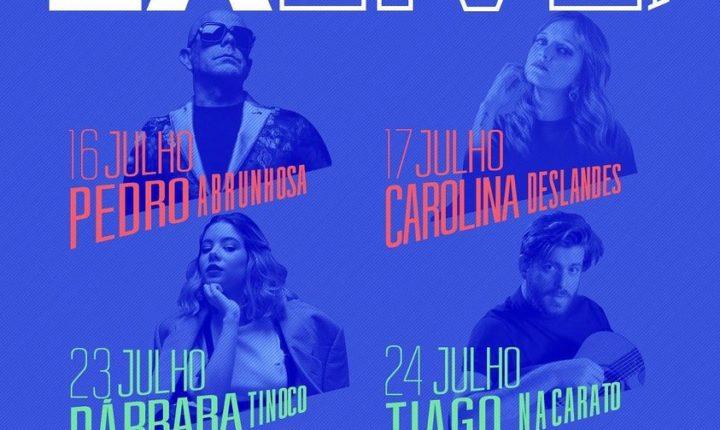 Festival EA Live de Évora regressa com quatro concertos