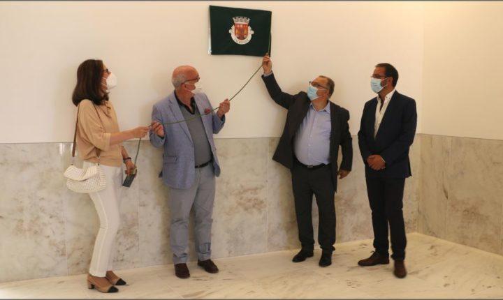 Edifício da futura Biblioteca Municipal de Estremoz inaugurado