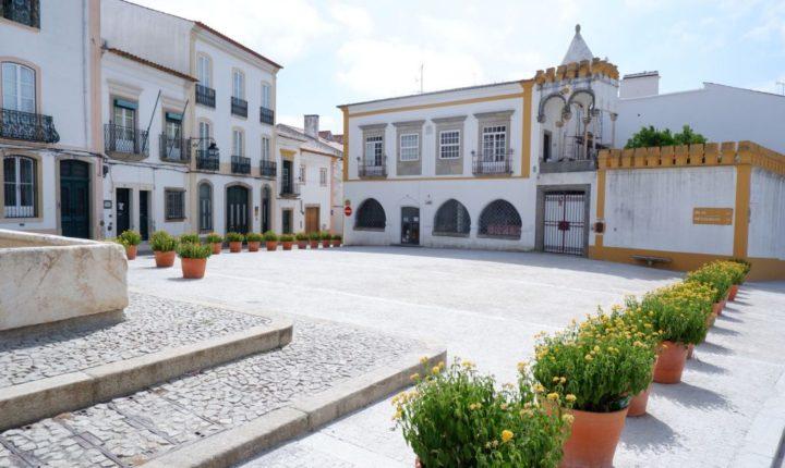 Concluídas obras nas Portas de Moura em Évora