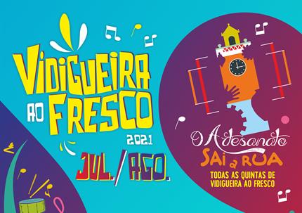 """""""Vidigueira ao Fresco"""" apresenta Quarteto Musical Maria Tango"""