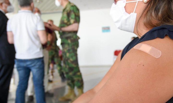 Alentejo Central verifica aumento de faltas na vacinação contra a Covid-19
