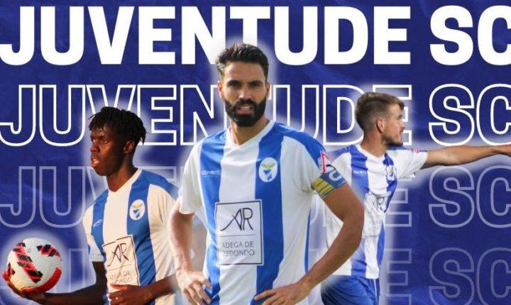 Juventude Sport Clube venceu último teste antes do início do Campeonato de Portugal