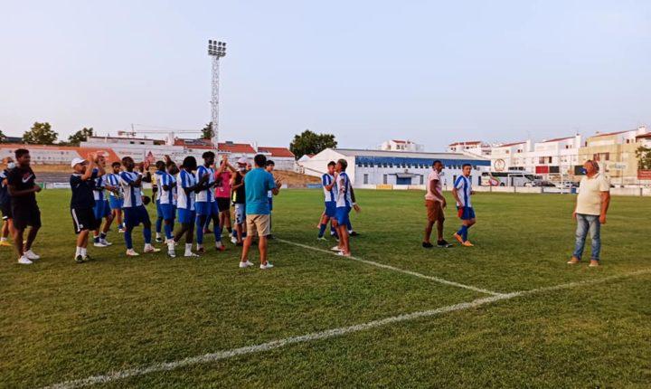 """Golpe bastante duro"" impede Juventude de iniciar o Campeonato de Portugal"