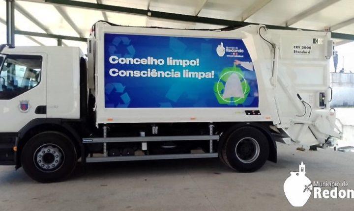 Câmara de Redondo reforça sistema de recolha de resíduos