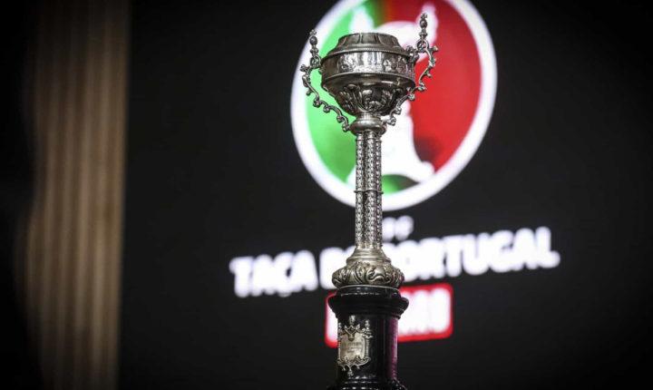 """FC Serpa é """"sobrevivente"""" do Alentejo na Taça de Portugal"""