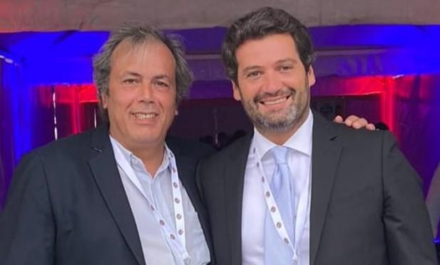 Presidente do Chega apoia candidatos com comício em Évora