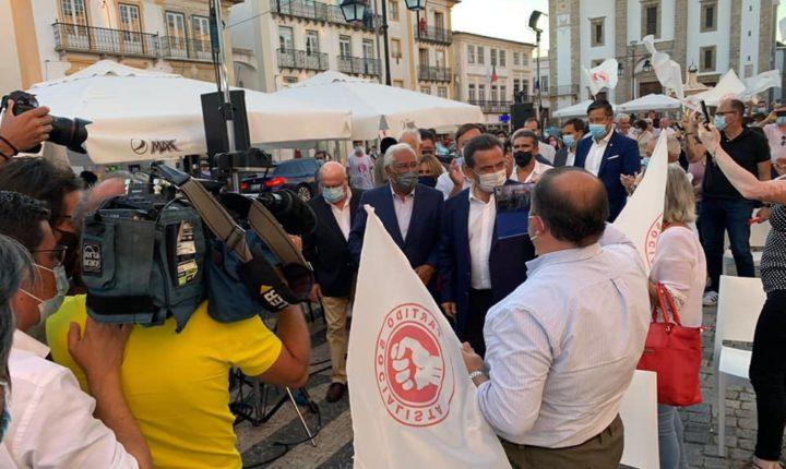 Candidato do PS apela ao voto útil em Évora
