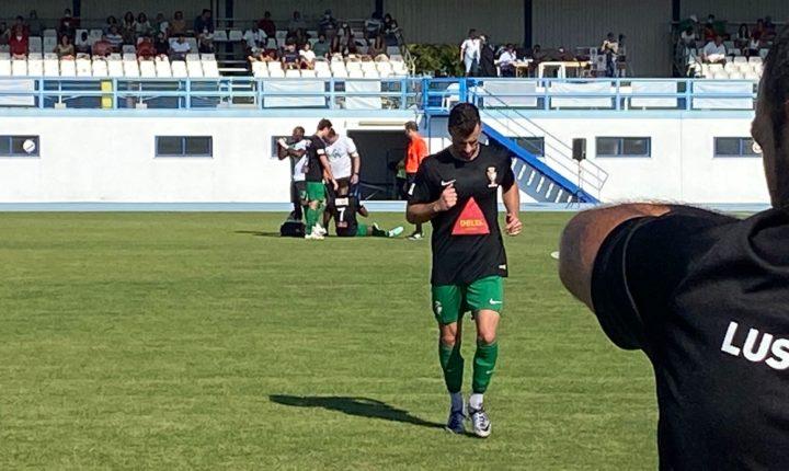 Lusitano começa campeonato com vitória frente ao Estrela Futebol Clube