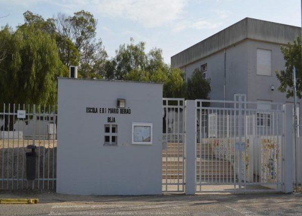 Escola Mário Beirão de Beja suspende atividades letivas