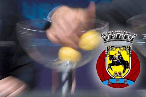 Sorteios do Futebol de formação do distrito de Évora no próximo dia 28