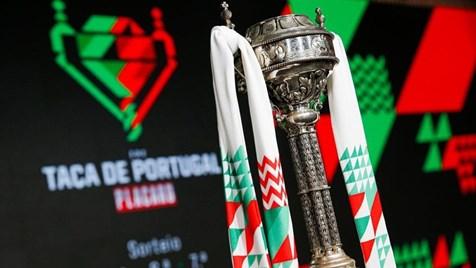 Clubes alentejanos conhecem adversários da 2ª ronda da Taça de Portugal