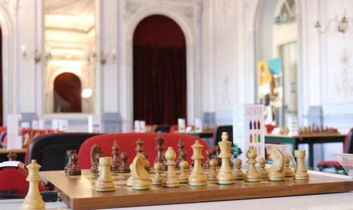 "Évora ""capital nacional do xadrez"""