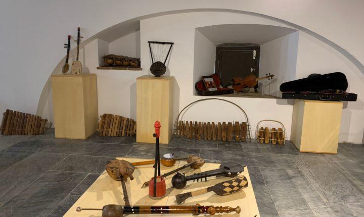 Novo museu reúne instrumentos musicais raros em Monsaraz